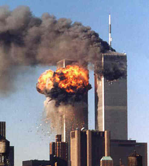 The events in the united states after september 11 2002
