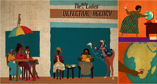 No. 1 Ladies Detective Agency by Alexander McCall Smith