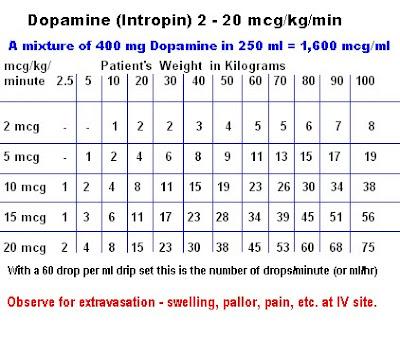 Dopamine - Nice Packaging - Rogue Medic