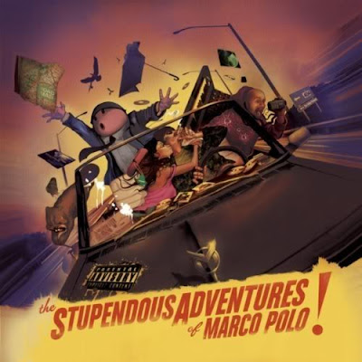 """""""The Stupendous Adventures Of Marco Polo"""" out on Duck Down Records Today"""
