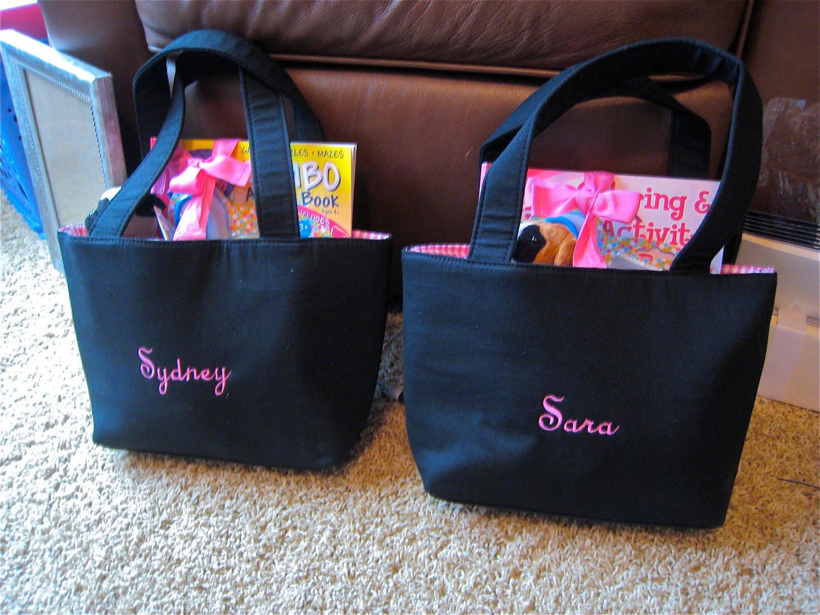 Spirals & Spatulas Flower Girl Gifts