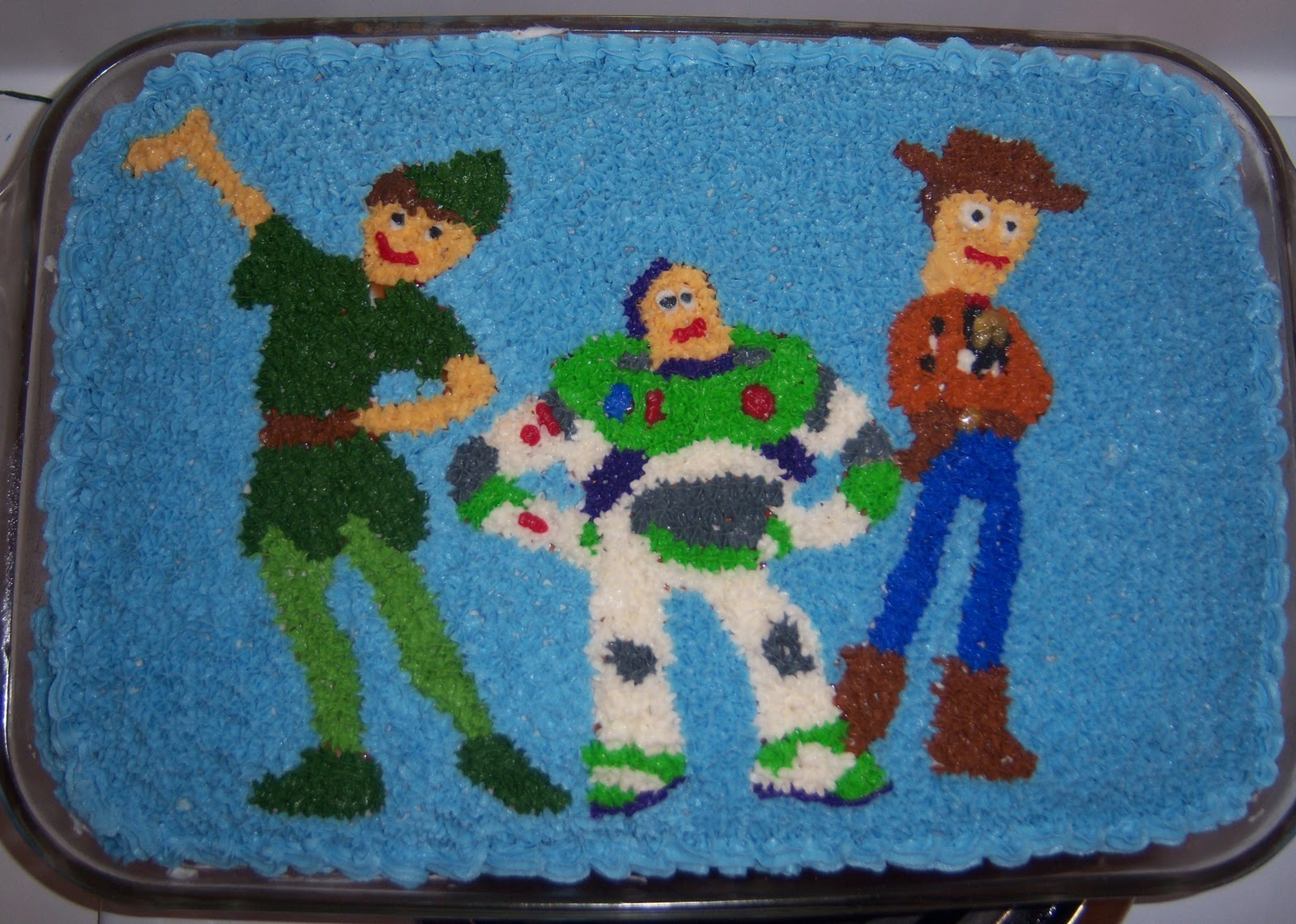 Woody Cake Ideas And Designs