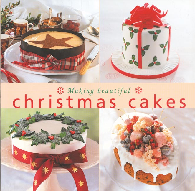Birthday And Party Cakes: Christmas Cake Decorating Ideas 2010