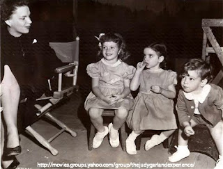 The Judy Garland Experience™: JUDY AND THE KIDS