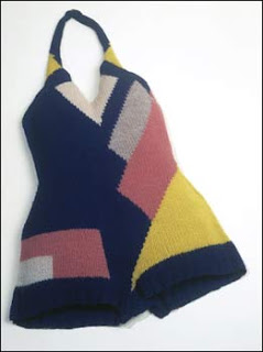 eaf619d754 Sonia delaunay- Swimsuit 1928