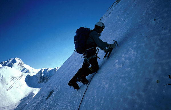 Alpinismo o montañismo - LOS MEJORES DEPORTES EXTREMOS