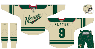 I am one who really wants to see the Wild take the ice in a wheat jersey 3947277e3