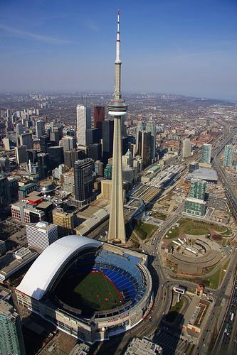 Bmac S Blog Stadium Report Cards Rogers Centre