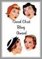 Good Chat Blog Award By
