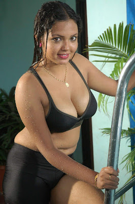 Hot Tamil Actress Bavina Hot S In Bikini