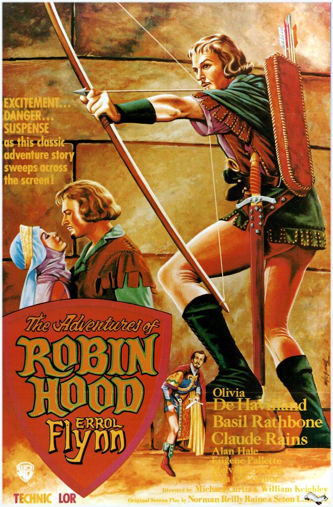 Robin Hood Filme