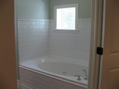 Curb Appeal Master Bathroom