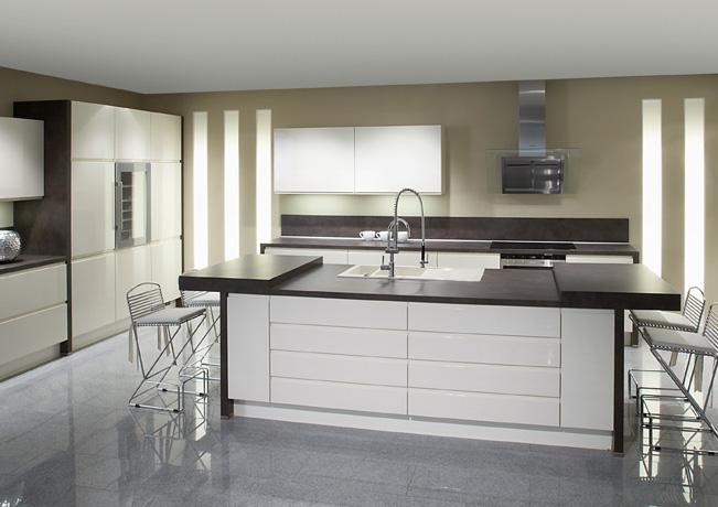 Elementneos High Gloss Kitchen Doors