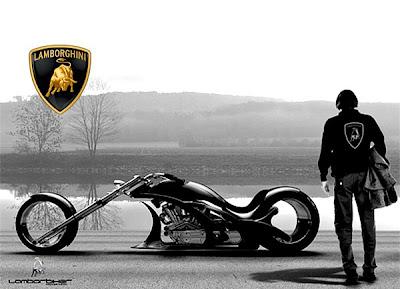 Lamborghini Concept Bike Randommization
