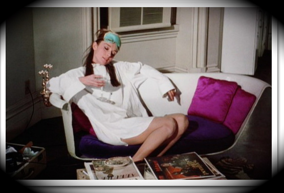 What Is The Powder Room In Breakfast At Tiffany S