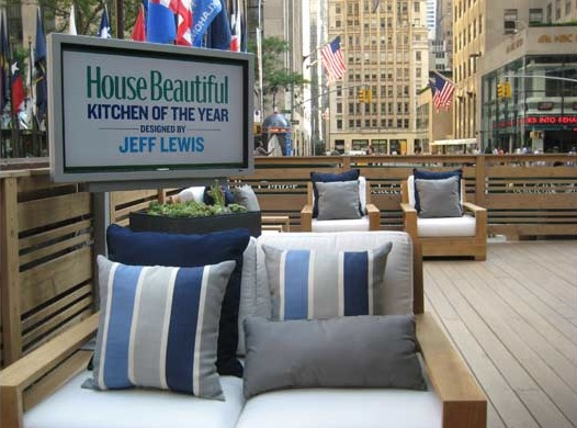 Jeff Lewis Kitchen Of The Year house beautiful's kitchen of the year designedjeff lewis | the
