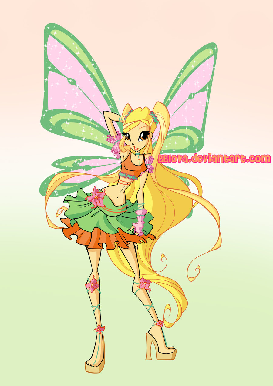 Winx Club Musa And Riven