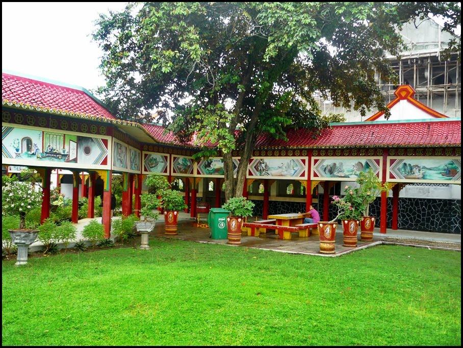 Foto-Foto Vihara Avalokitesvara Serang Banten
