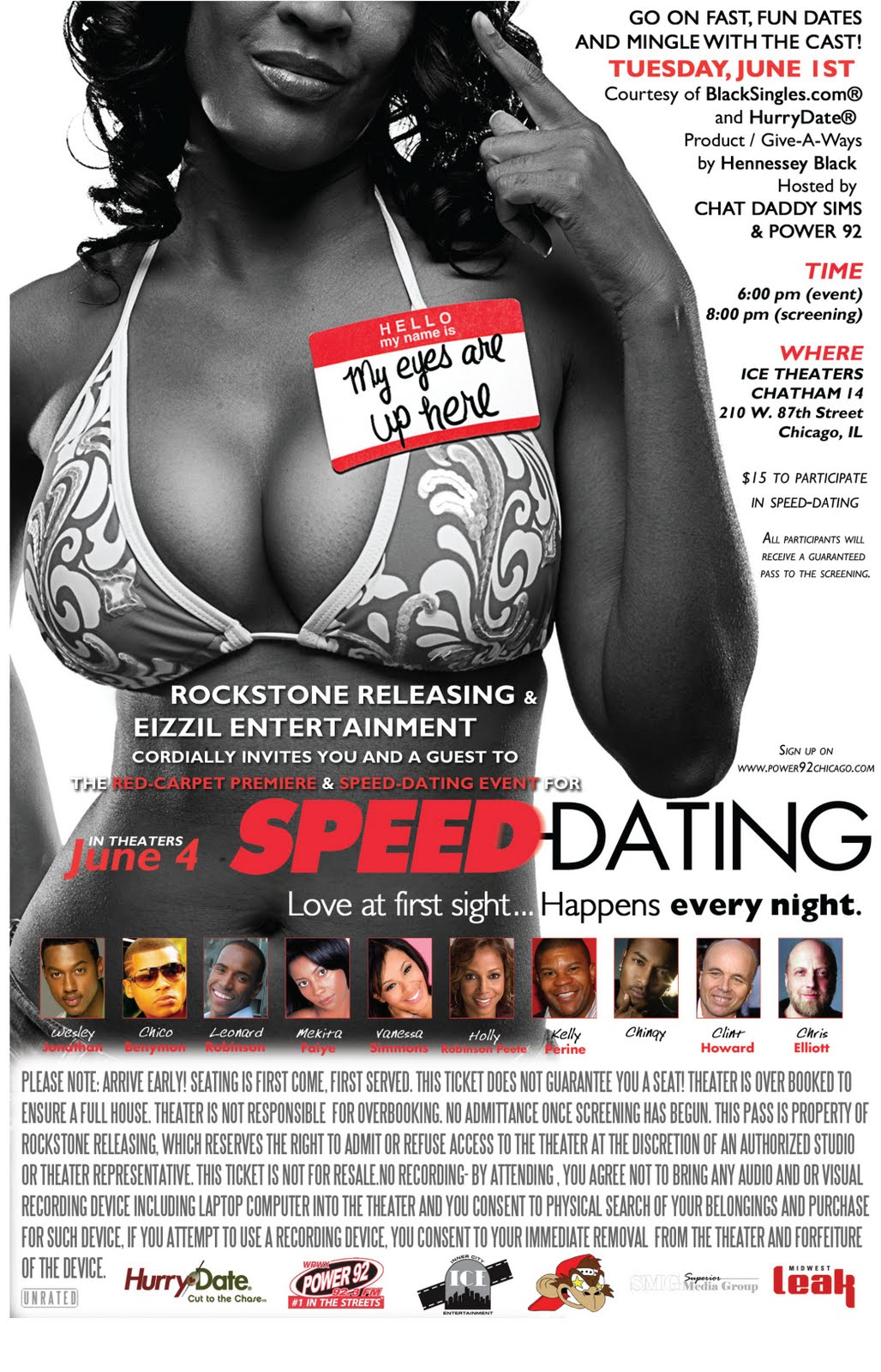 speed dating streaming vf