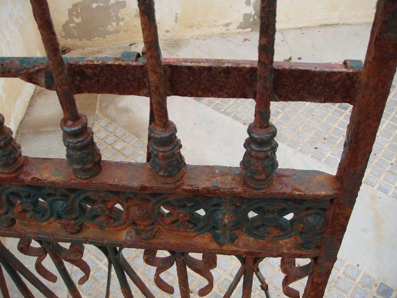 Polvo en el balcon - 3 2