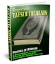 Download E-book Gratis Tafsir Al-Qur'an (Tafsir Jalalain) Terjemahan arab-indo