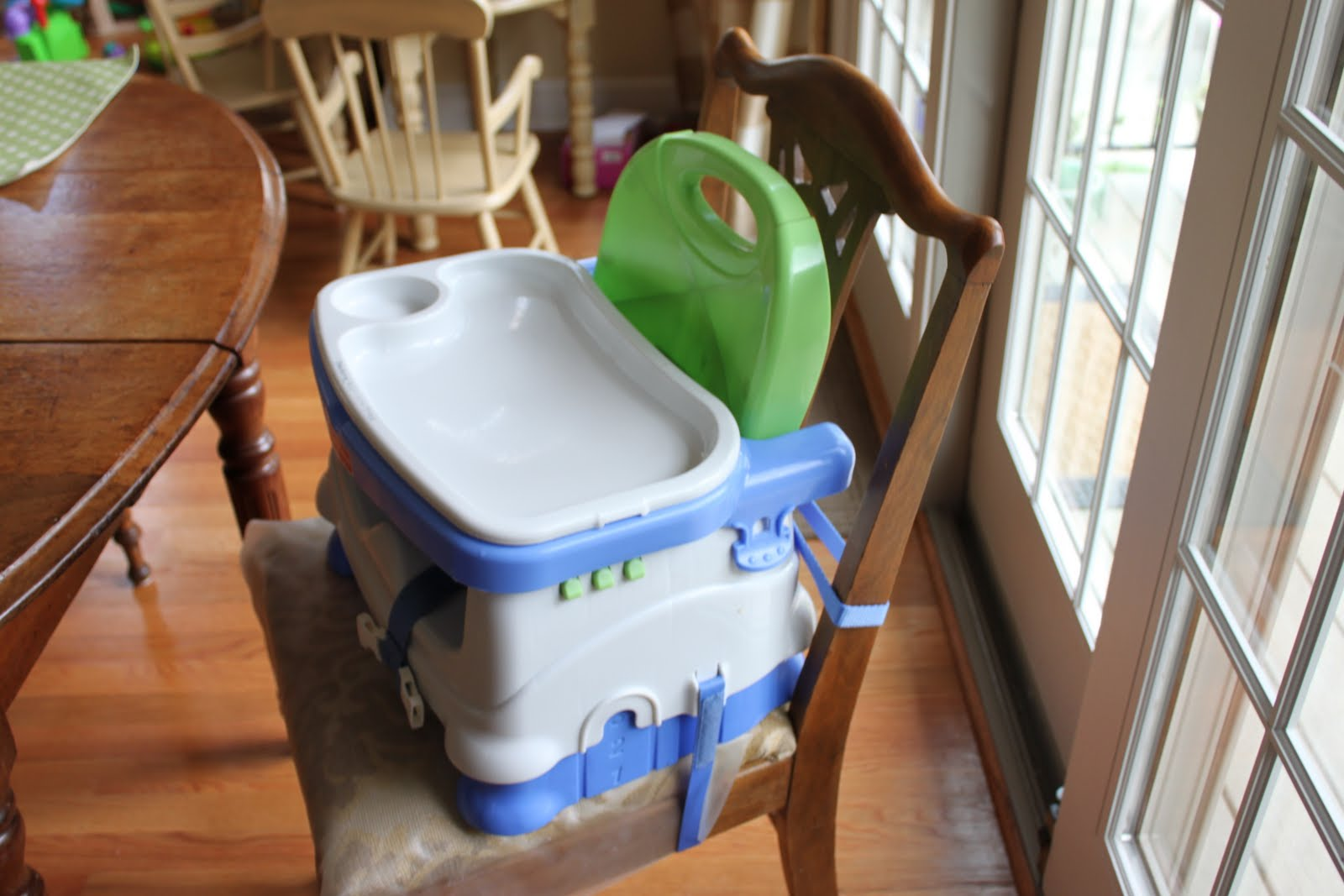 Houseography High Chair Vs Booster Seat