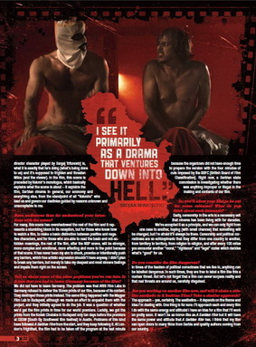 """One American critic called A Serbian Film – """"one of the angriest films I've  ever seen"""". What is the root of that rage?"""