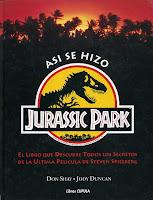 Jurassic Park: asi se hizo (1995) online y gratis