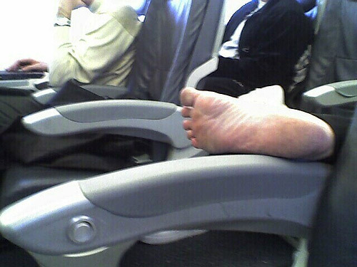 Planesassy Plane Etiquette