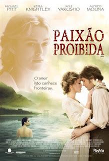 Filme Poster Paixão Proibida DVDRip XviD Dual Audio