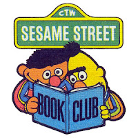 Bert & Ernie reading