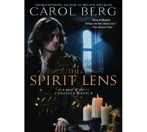 Review:  The Spirit Lens by Carol Berg