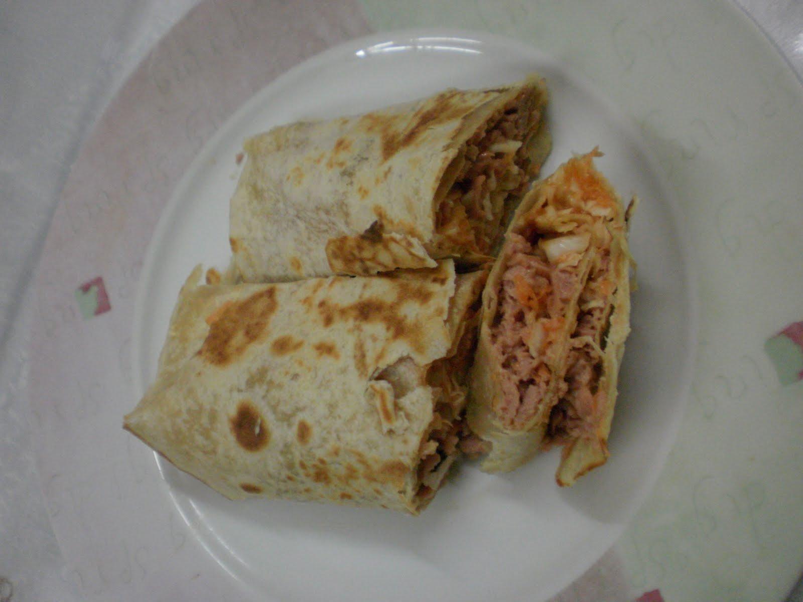 HIJAU ITU MENAWAN...: Resepi Roti Pita Simple