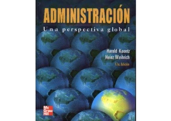 Descarga Gratis El Libro: Administración: Una Perspectiva