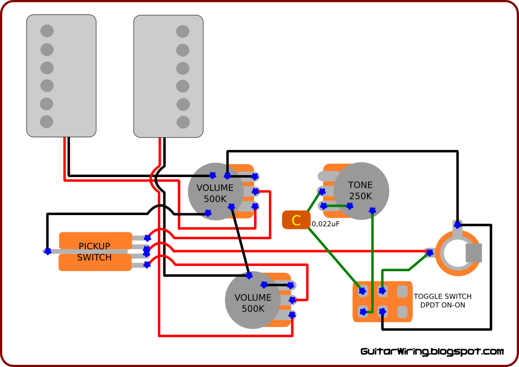 Sg Wiring Diagram Toggle The Guitar Wiring Blog Diagrams And Tips Guitar Wiring