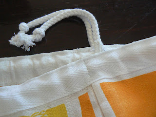 c8e0cd441b Attach one end of the drawstring cord (or ribbon) to a safety pin