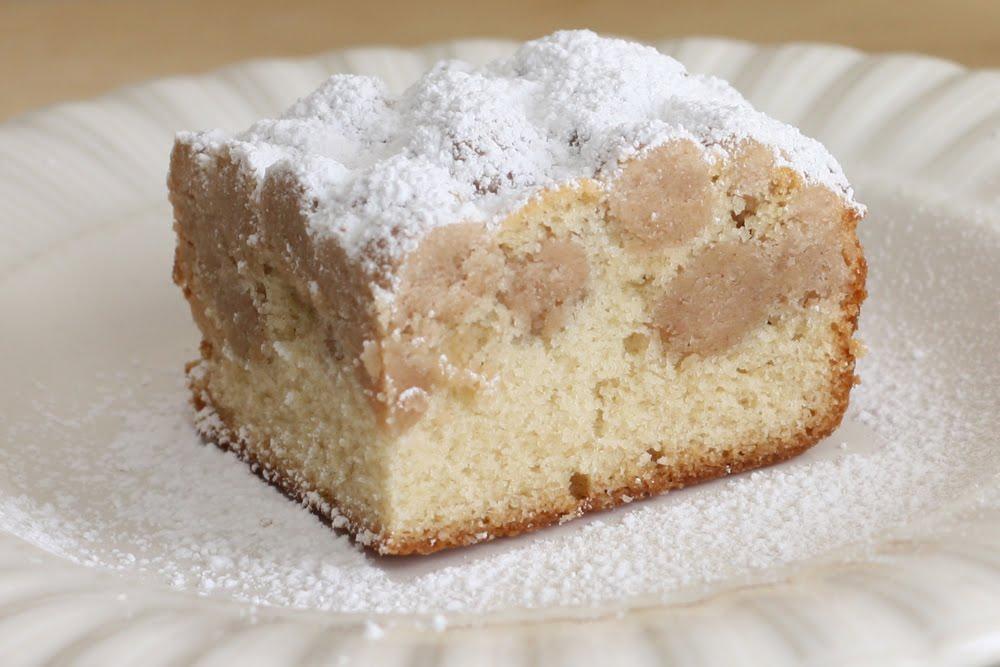 Martha Stewart New York Style Crumb Cake Recipe