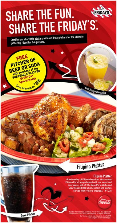 Restaurant Promotions Freebies Food And Drinks