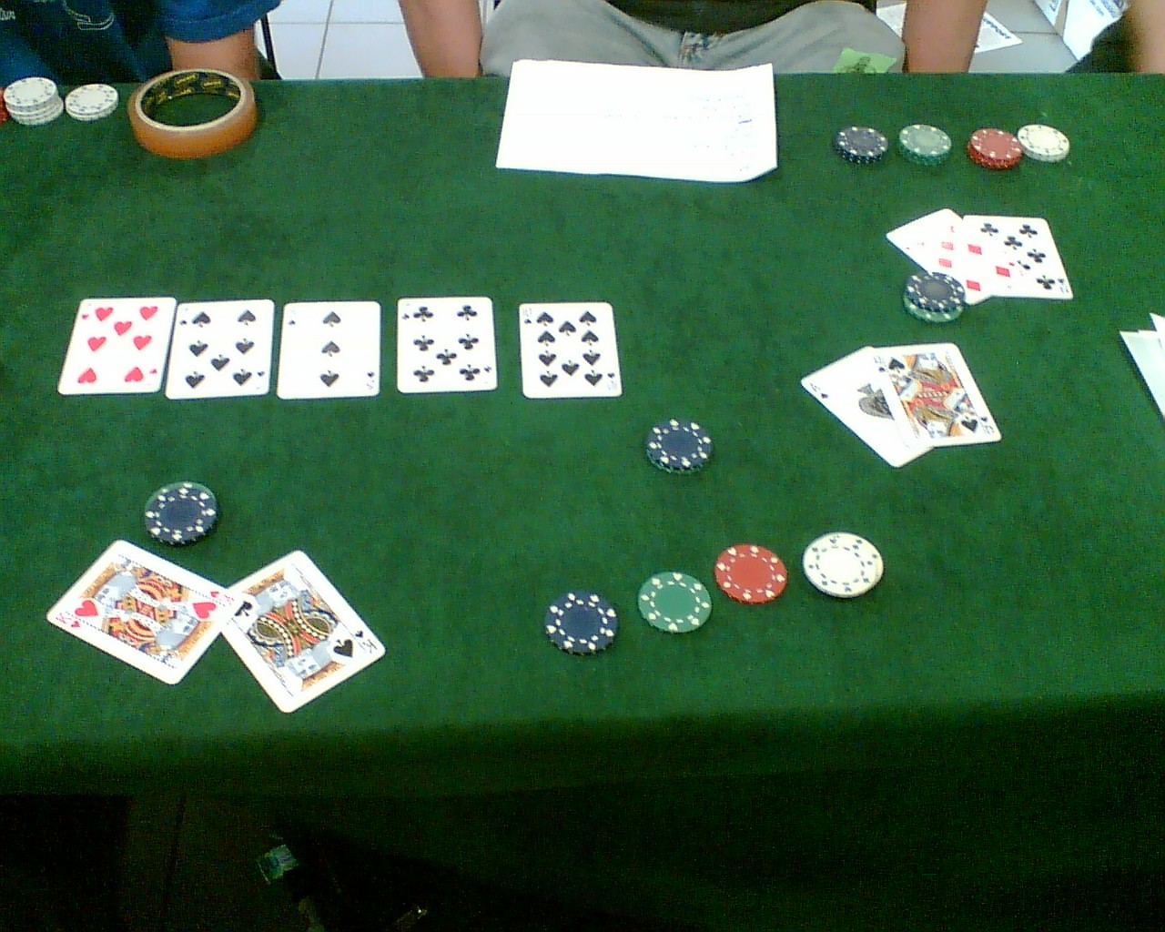 Poker run kingston ontario 2014