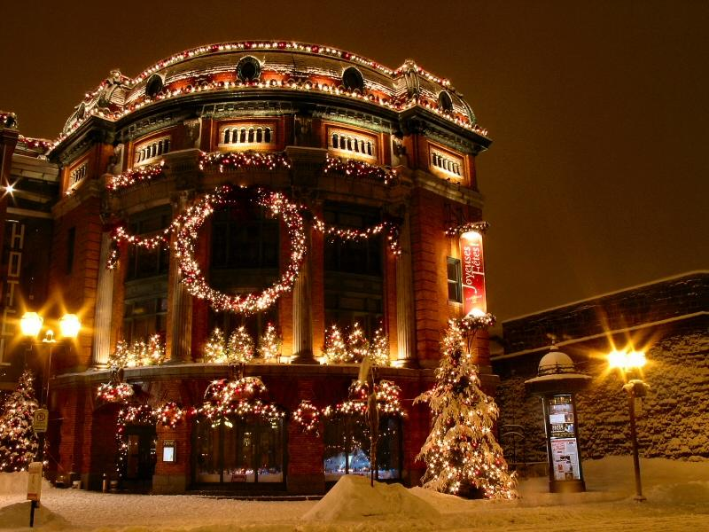 Travel to Quebec City in Canada