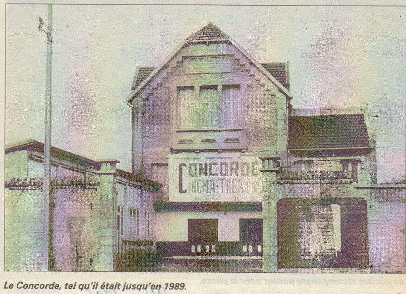 Cinémathèque des Hauts-de-France: Le cinéma à Noyelles-Godault