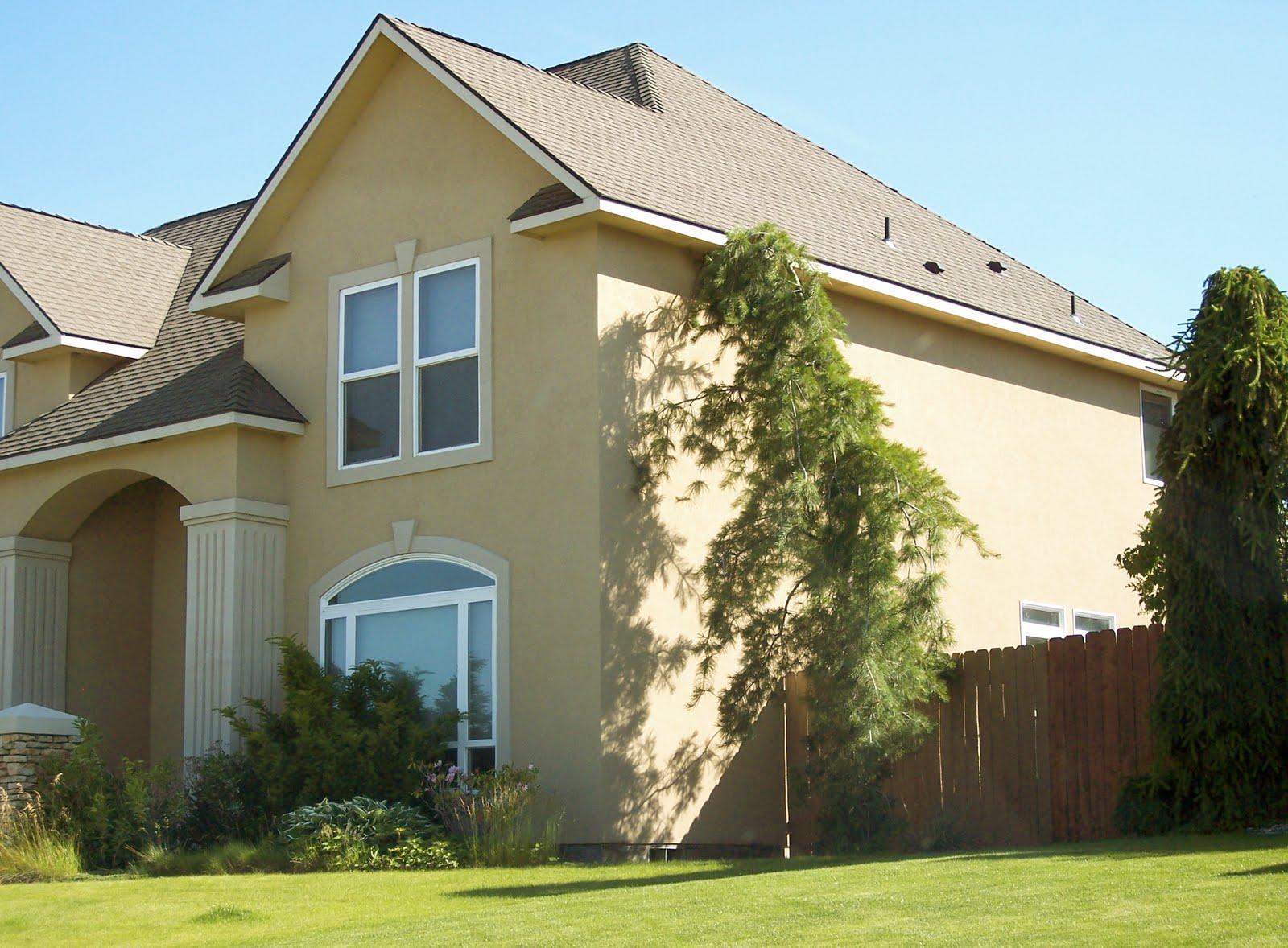 Building A Home: Deciding On The Color Scheme For The Exterior