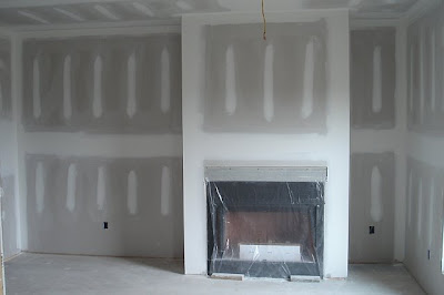 Gas Fireplace With Built In Cabinets