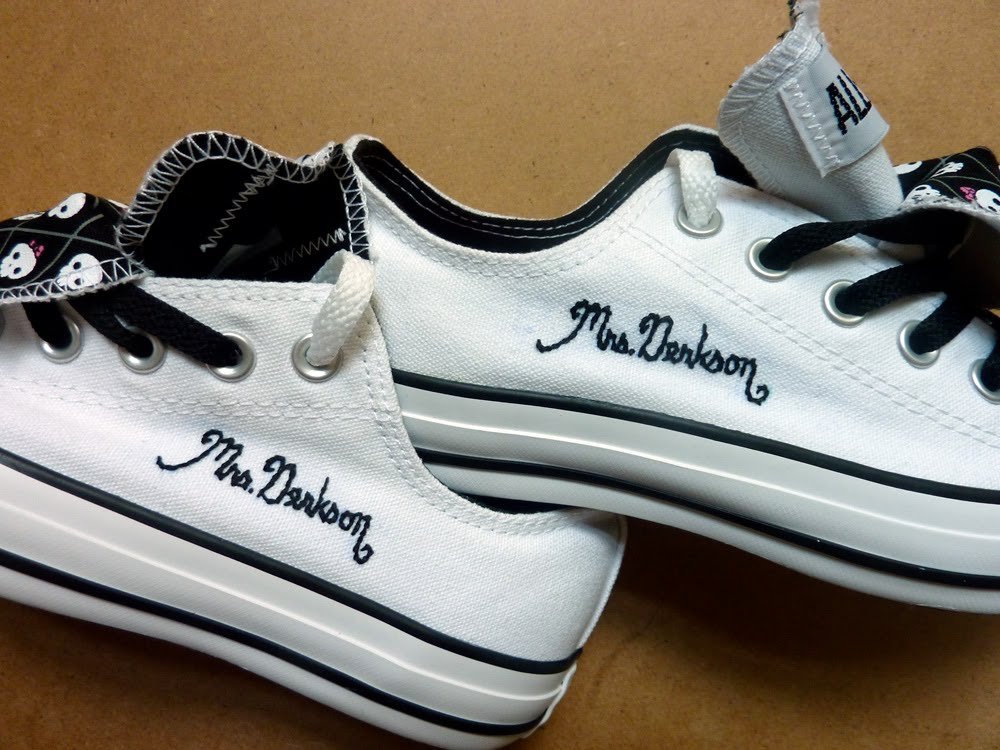 8c60f0df5 Store Deals Converse Actual Shoes Embroidered IPtgq