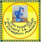 Wordzzle Dragon Award