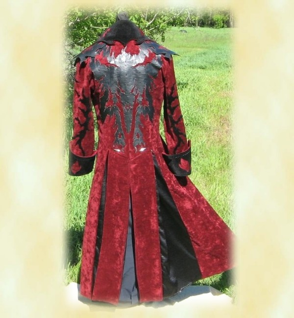Gothic Steampunk Pirate Frockcoats By Sandstoneman Velvet