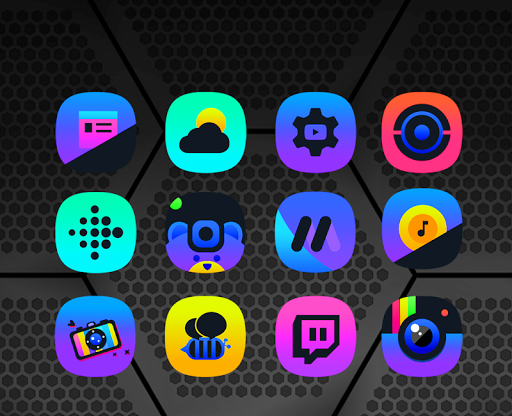 Light X - Icon Pack miễn phí
