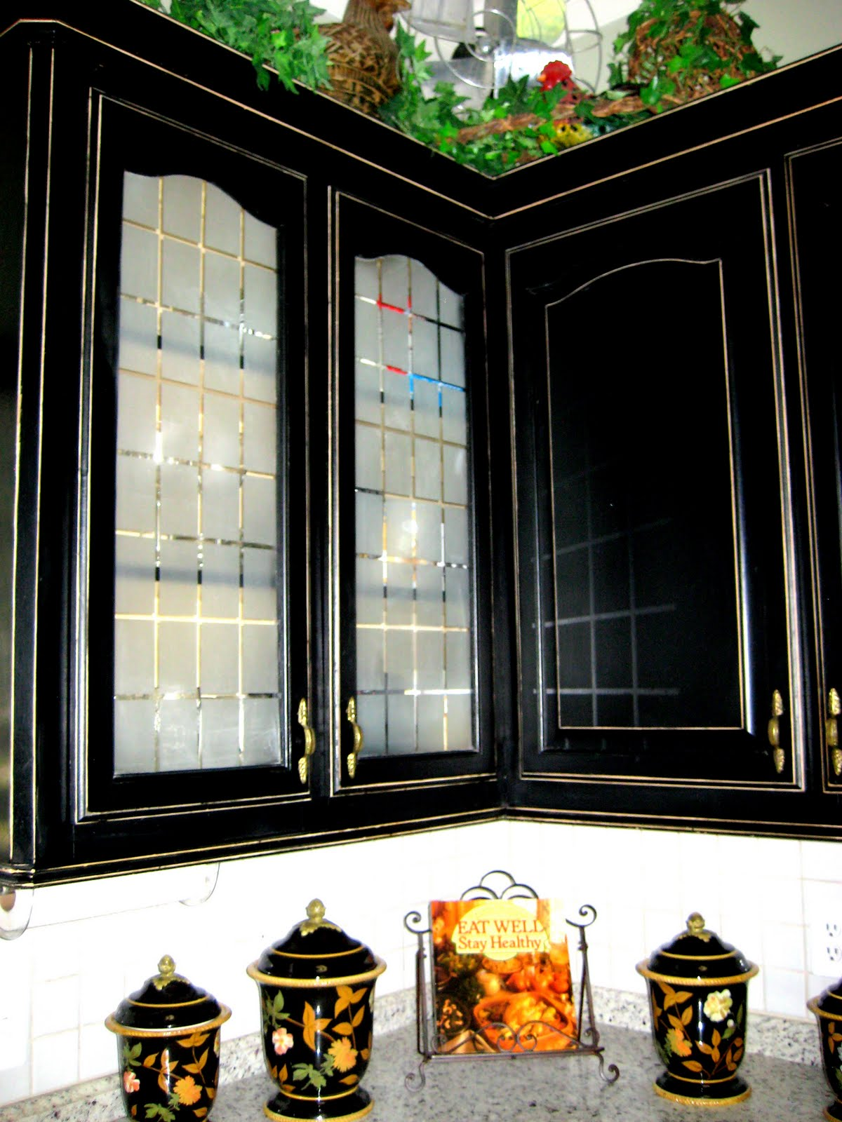 frosted glass kitchen cabinet doors oxo supplies mom inspiration 3 etched c r a f t