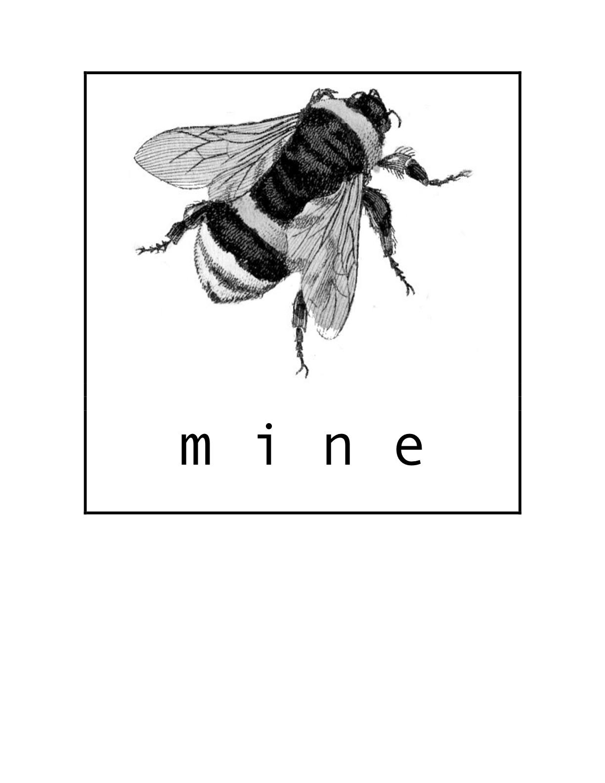 Valentine C R A F T 2 Bee Mine Freebie C R A F T