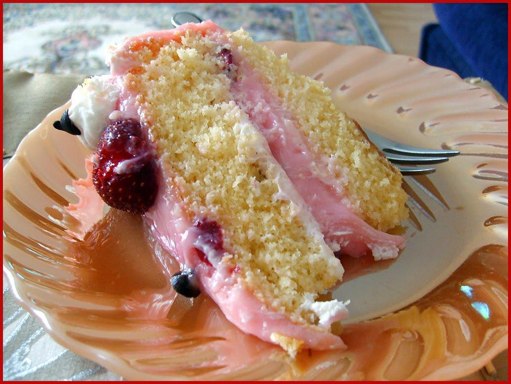 Yumuşak kalpli kek tarifi